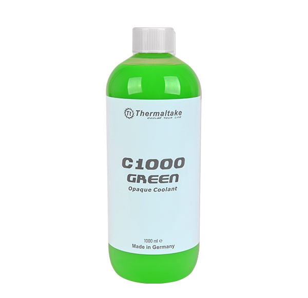 C1000 Opaque Coolant Green