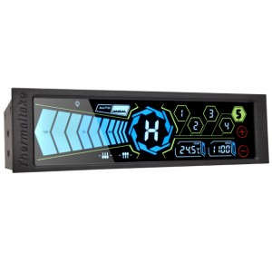Commander FT – Touchscreen Fan Controller
