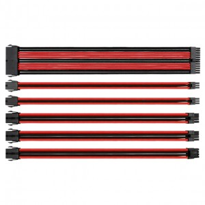 TtMod Sleeve Cable – Red and Black