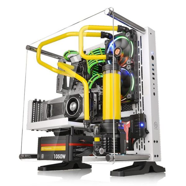 Core P3 SE Snow Edition ATX Wall-Mount Chassis
