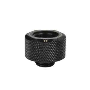 Pacific M-Pro G1/4 PETG 16mm Fitting - Black