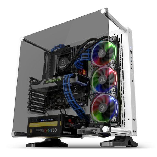 Core P3 Tempered Glass Snow Edition