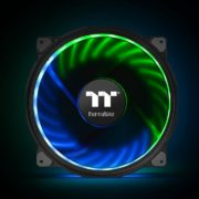 Riing Plus 20 RGB Case Fan TT Premium Edition (Single Fan Pack w/o Controller)