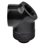 Pacific G1/4 45 & 90 Degree Adapter – Black