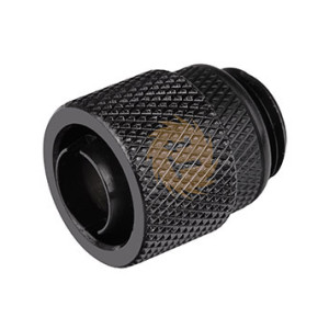 3/8' ID x 1/2' OD Compression – Black