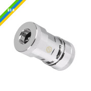 Pacific QC1 Quick Connector – Chrome