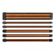 TtMod Sleeve Cable – Orange and Black