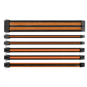 TtMod Sleeve Cable – Orange and Black