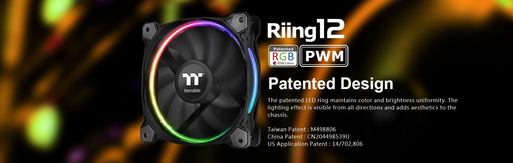 Riing TTP Patent