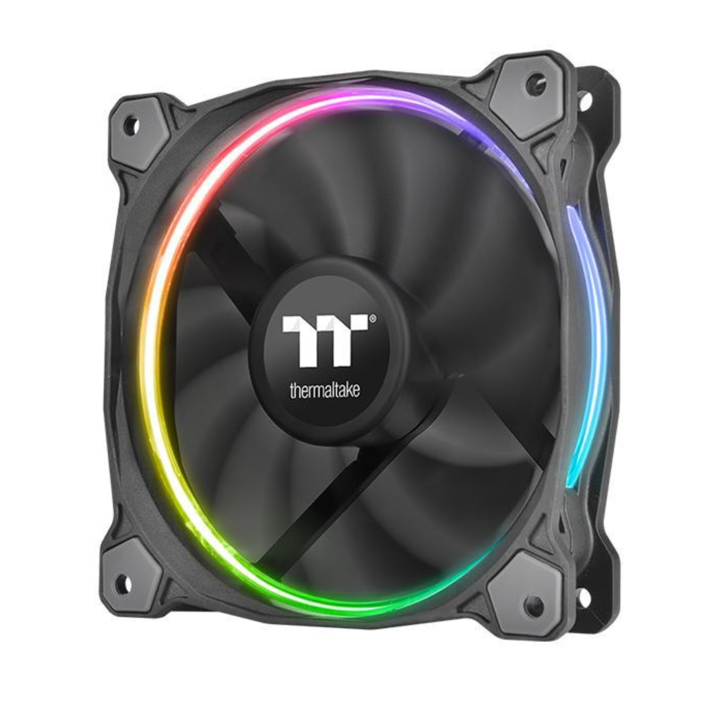 Riing 14 Led Rgb Tt Premium Edition 3 Fan Pack Ttpremium