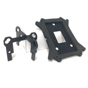 Pacific W3/W4 CPU Water Block AM4 Bracket