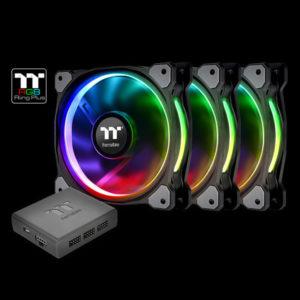 Riing Plus 14 RGB Radiator Fan TT Premium Edition (3 Fan Pack)