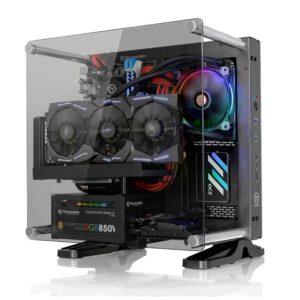 Thermaltake Core P1 TG Mini ITX Wall-Mount Chassis