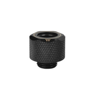 Pacific M-Pro G1/4 PETG 12mm Fitting - Black
