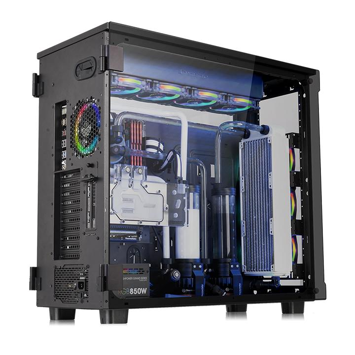 Thermaltake View 91 Tempered Glass RGB Edition Super Tower ...