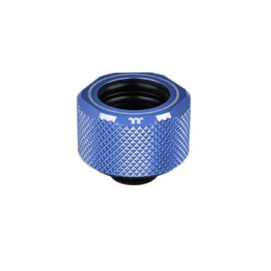 Thermaltake Pacific C-PRO G1/4 PETG Tube 16mm OD Compression – Blue
