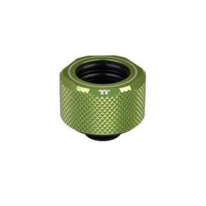 Thermaltake Pacific C-PRO G1/4 PETG Tube 16mm OD Compression – Green