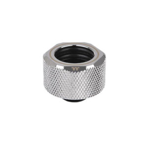 Thermaltake Pacific C-PRO G1/4 PETG Tube 16mm OD Compression – Chrome