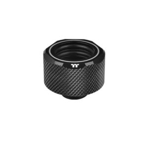 Thermaltake Pacific C-PRO G1/4 PETG Tube 16mm OD Compression – Black