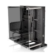 Core P3 Temperd Glass Edition Black Open Frame Chassis
