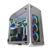View 71 Tempered Glass Snow Edition Full Tower Chassis