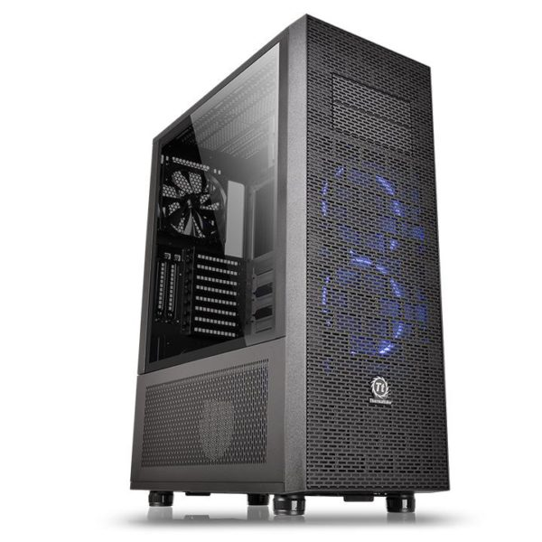Core X71 Tempered Glass Edition Full Tower Chassis